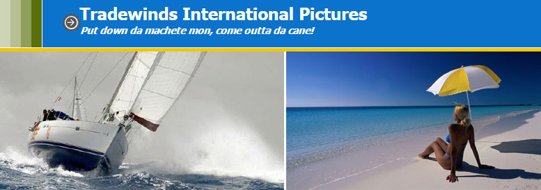 Michael Wayne James and Banning Kent Lary  form Tradewinds International Pictures