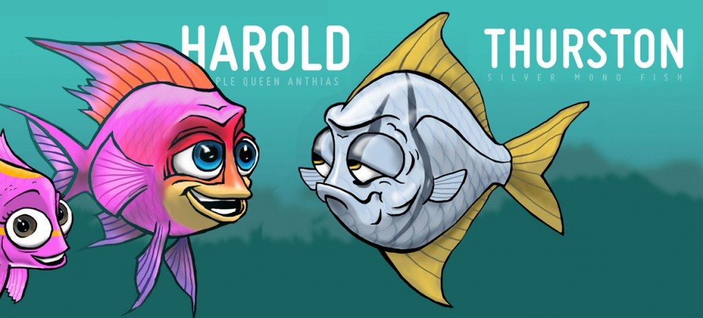 Voice Over for Harold and Thurston